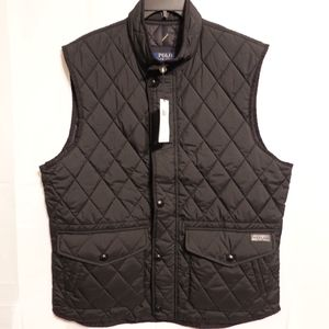 🆕 POLO RALPH LAUREN QUILTED VEST